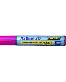 Artline 517 Whiteboard pink