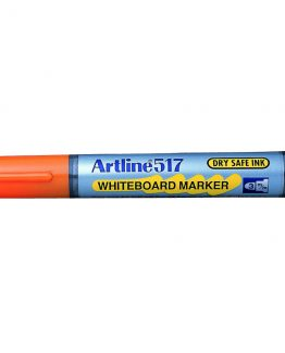 Artline 517 Whiteboard orange