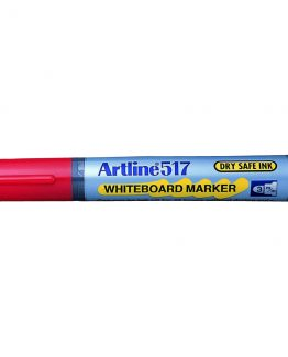 Artline 517 Whiteboard red
