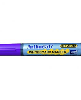 Artline 517 Whiteboard violet