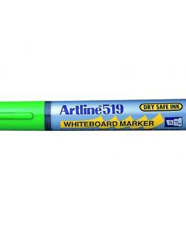 Artline 519 Whiteboard green