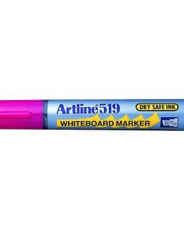 Artline 519 Whiteboard pink