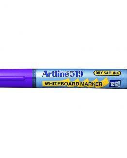 Artline 519 Whiteboard violet