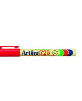 Artline 725 SF 0.4 red