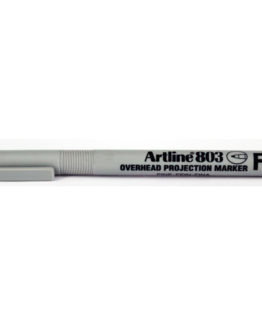 Artline 803 OHP F Non Permanent black