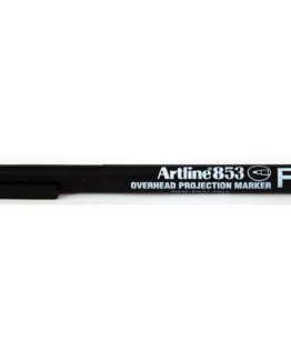 Artline 853 OHP F Permanent blue