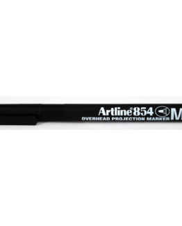 Artline 854 OHP M Permanent green