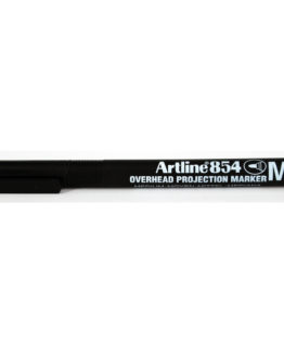 Artline 854 OHP M Permanent blue