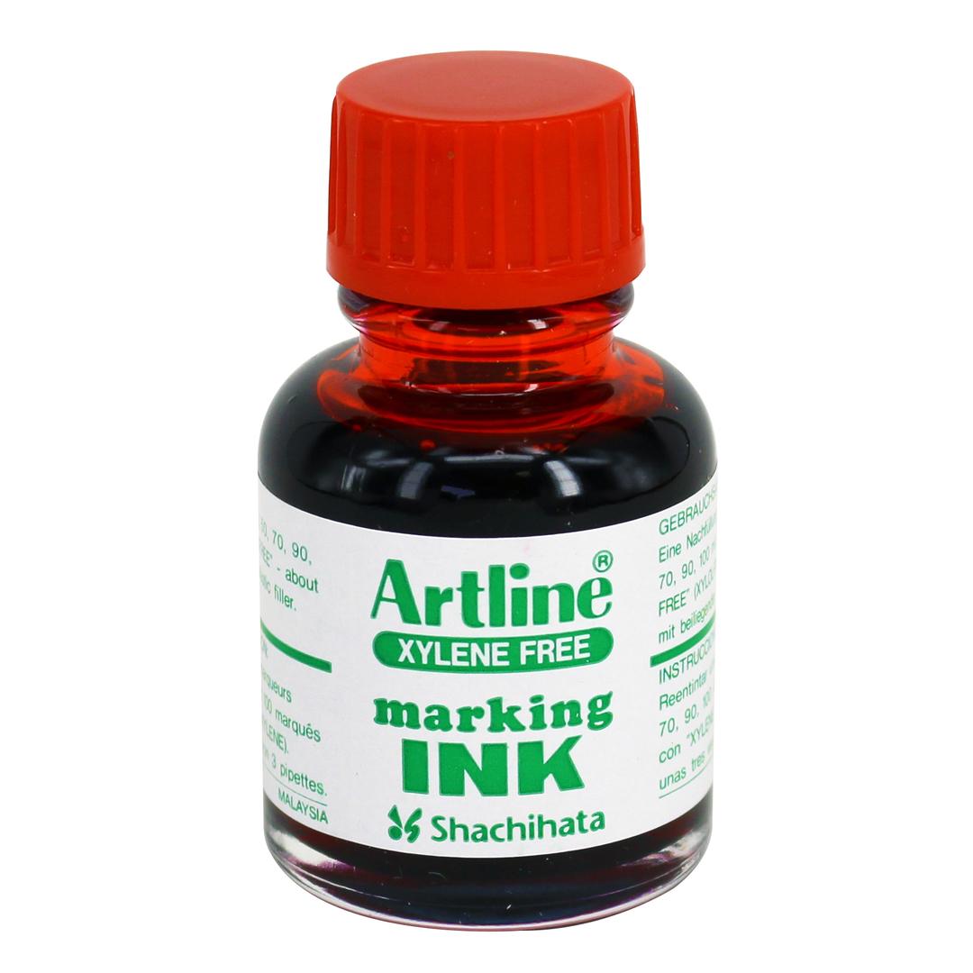 Artline ESK-20 refill ink 20ml red