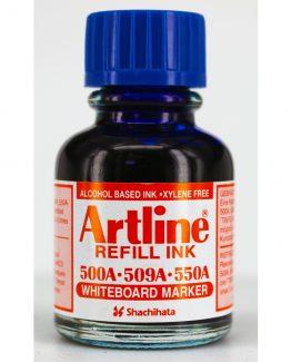 Artline refill ink Whiteboard 20ml blue