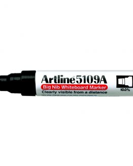 Artline 5109A Big Nib Whiteboard black