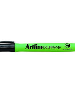 Artline Supreme Highlighter F.GREEN