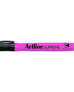 Artline Supreme Highlighter F.PINK