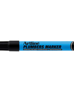 Artline plumbers marker black