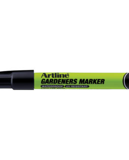 Artline gardeners marker black
