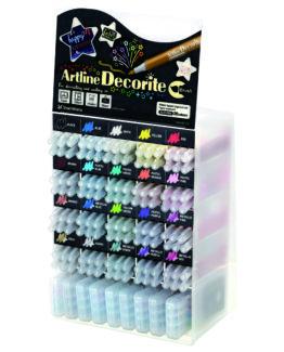 Artline display Decorite brush