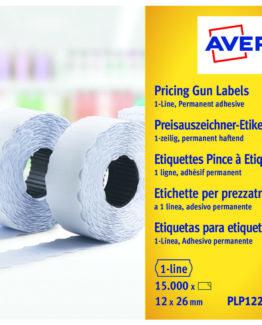 Labels 26x12 G2 White 10-rolls
