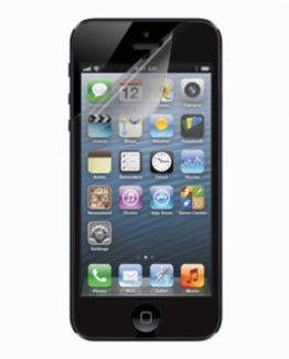 iPhone 5 Transp. Screen Protect. 3 pcs.