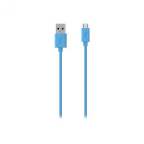MIXIT Micro USB ChargeSync Cable, Blue (2m)