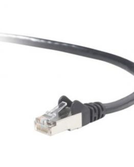 Snagless UTP Patch Cable, Cat5e, Grey (1m)
