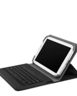 Keyboard W/Case - Black/Black
