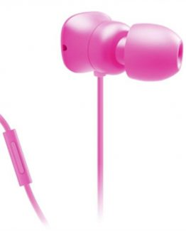 MIXIT Wired Headphones In-Ear, Pink