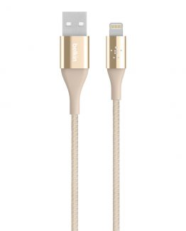 Duratek USB-C Cable, Gold (1.2M)