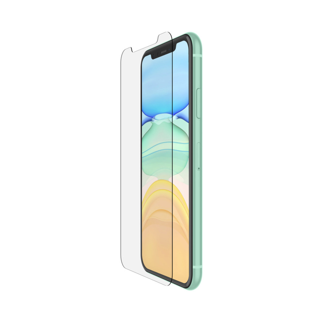 iPhone XR/11 ScreenForce Tempered Glass Protection