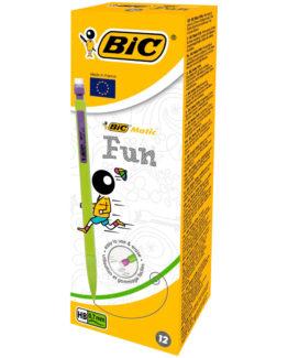 BIC Matic Combos Stiftpen 0.7