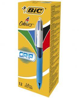 BIC 4 Colour Pen Grip