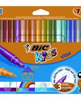 BIC Kids Visaquelle 18/case