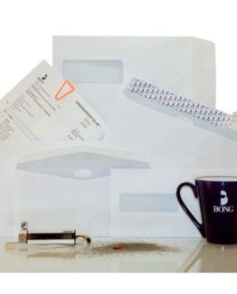 Envelope  E65 V2 80g SS up 500/box