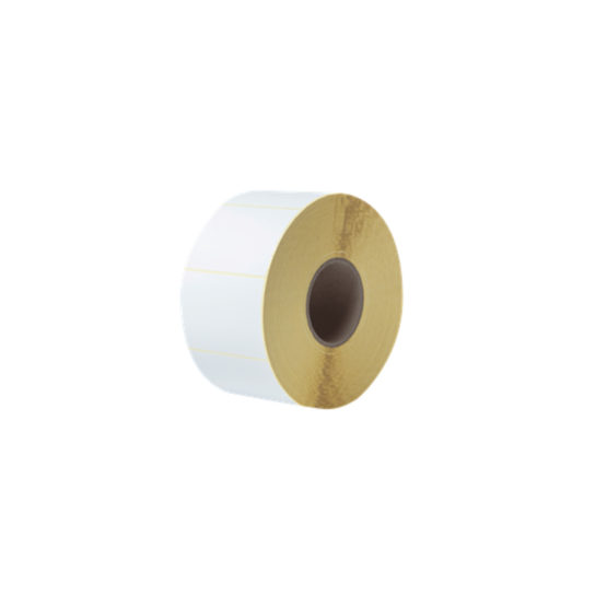 Coated labels white Thermal Transfer 102x74mm 2900 labels/ro