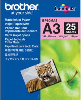 Mat ink-jet paper A3 (25 ark)