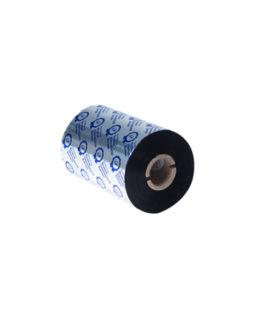 Black ribbon Standard wax/resin 110mm x 450m 8-pack