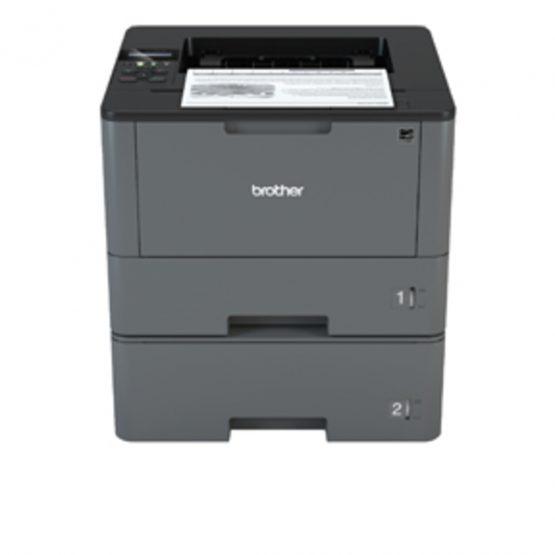 HL-L5100DNT Mono Printer Duplex Network