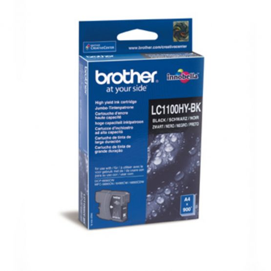 LC1100BK ink cartridge HC black