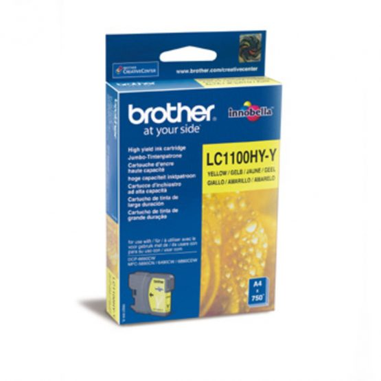 LC1100Y ink cartridge HC yellow