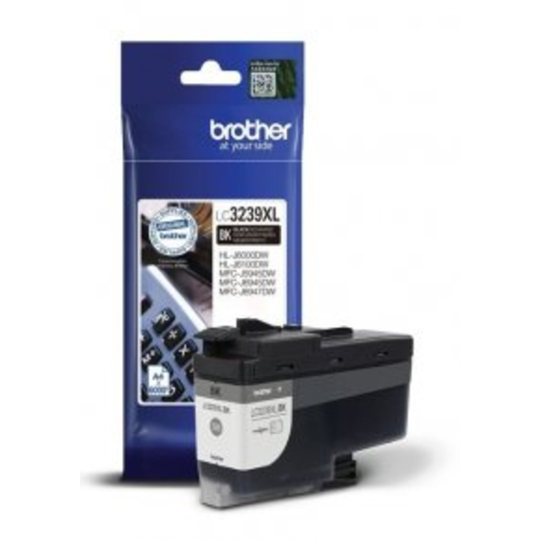 LC3239XLBK ink cartridge Black 6K