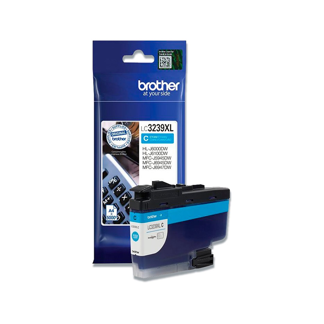 LC3229XLC ink cartridge Cyan 5K
