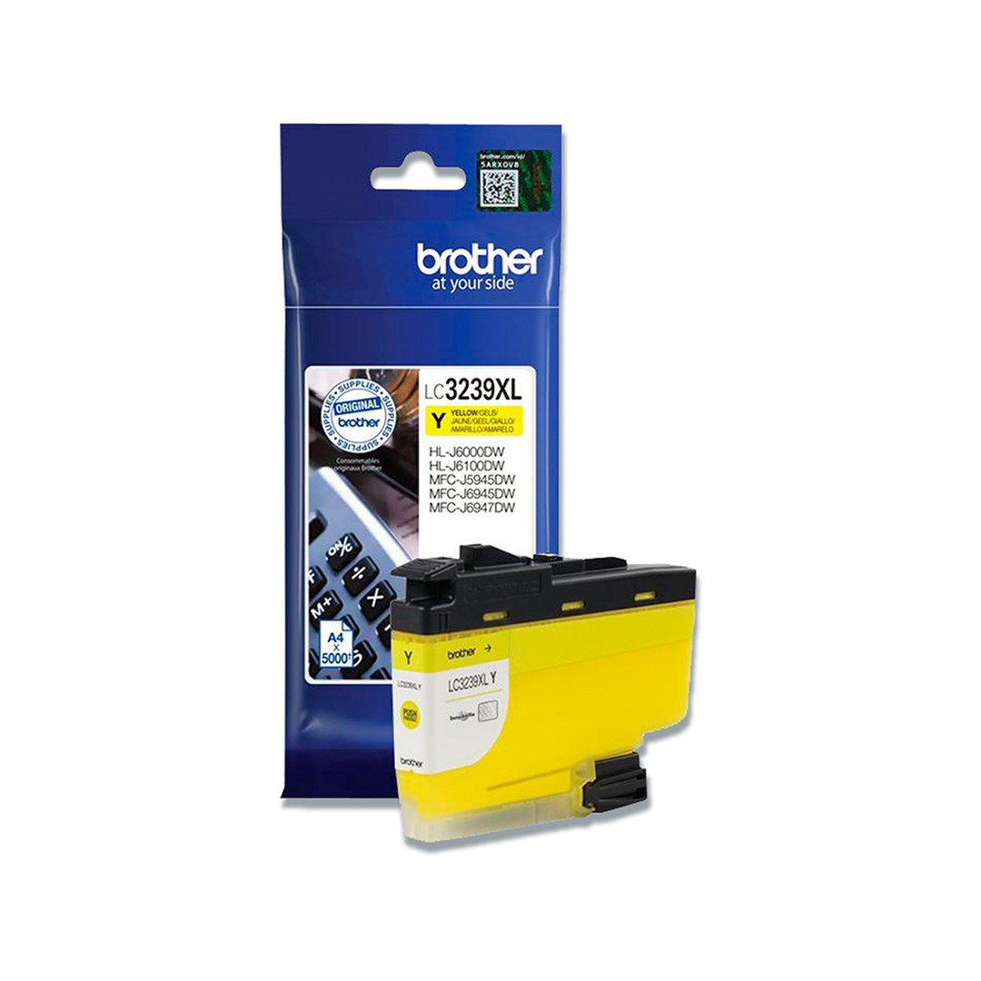 LC3229XLY ink cartridge Yellow 5K