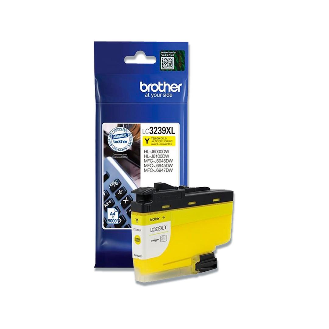 LC3229XLY ink cartridge Yellow 5K
