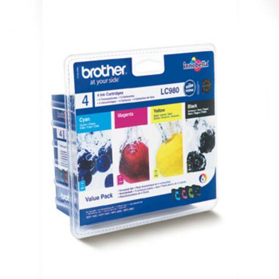 LC980V ink cartridge value blister