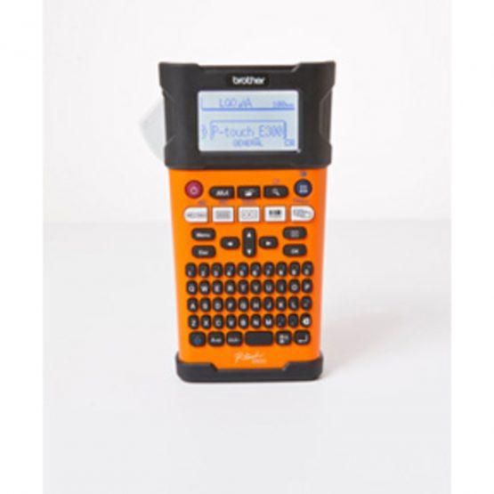 PT-E300VP handheld labelling machine