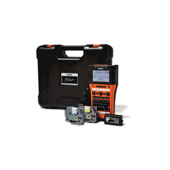 PT-E550WNIVP Professional label machine