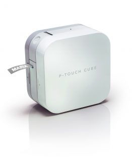 Cube Bluetooth labelling machine