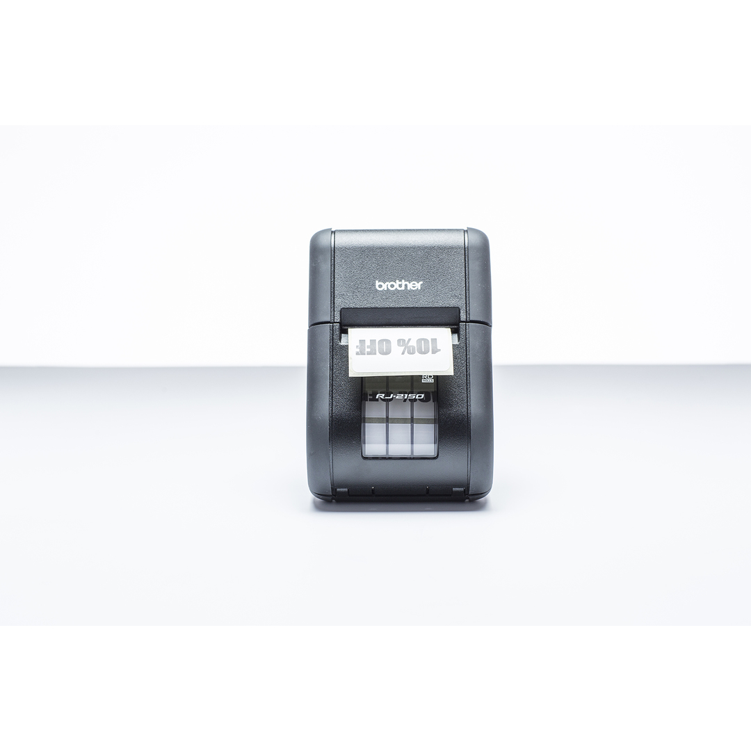 Mobile printer RJ-2150 Wi--Fi and Bluetooth with display