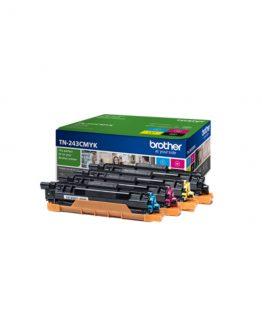 HL-3210/ 3270/ MFC3750/ toner Valuepack C/M/Y/K