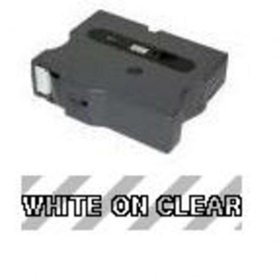 TX 24mm svart på klar