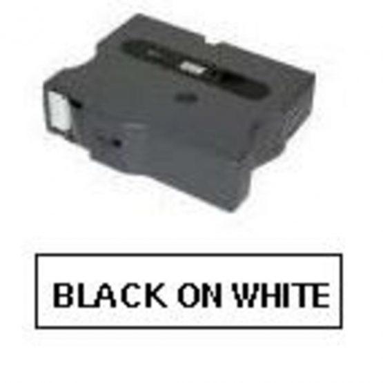 Brother TX tape 24mmx15m black/white